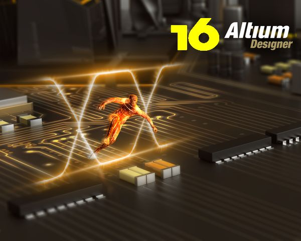 Altium Designer 16.0.5 Build 271 (2015) ML l Rus
