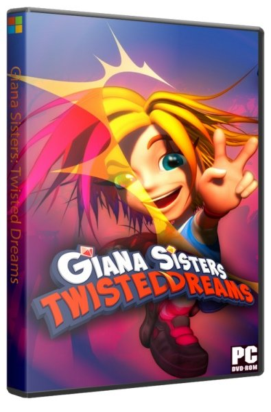 Giana Sisters: Twisted Dreams - Rise of the Owlverlord ( 2013 ...