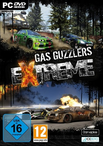 Gas Guzzlers Extreme ( 2013 | Portable )