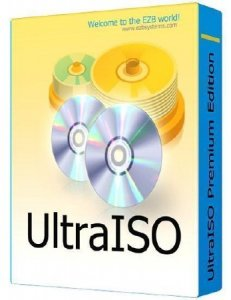 UltraISO v.9.5.3.2901 RePack & Portable