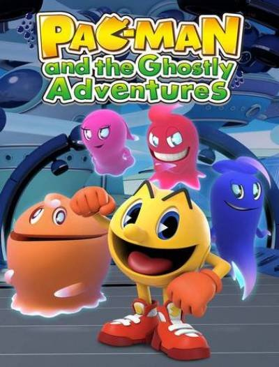 PAC MAN And the Ghostly Adventures ( 2013 | PC )