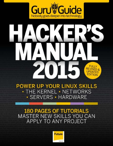 The Hackers Manual 2015. Revised Edition (2015 | PDF)