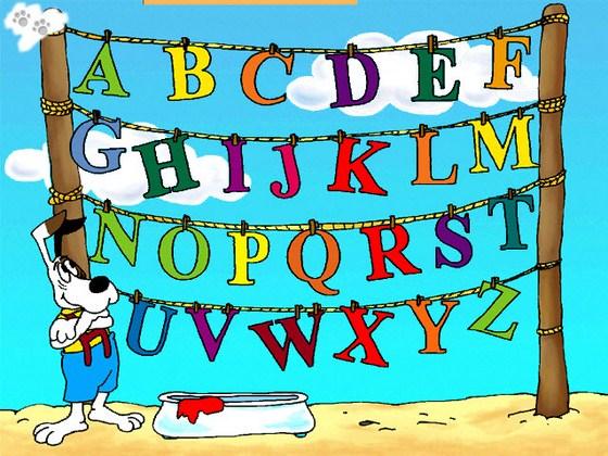 Алик. Учим английский алфавит ( 2003 | PC )