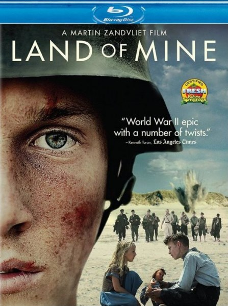Моя земля / Под песком / Under sandet / Land of Mine (2015 | H...