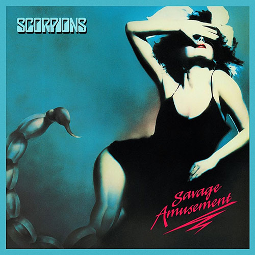 Scorpions - Savage Amusement (50th Anniversary Deluxe Edition)...