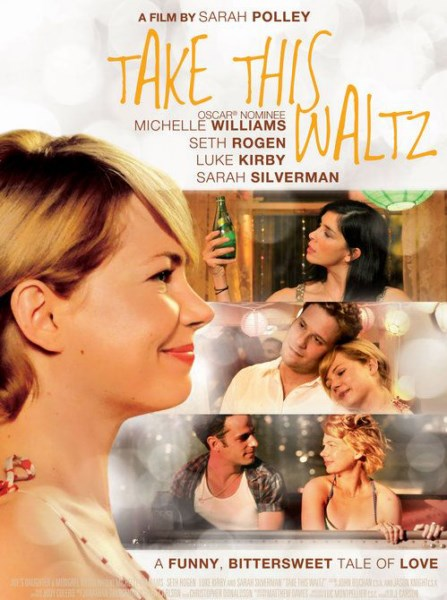 Любит / Не любит / Take This Waltz (2011 | HDRip)