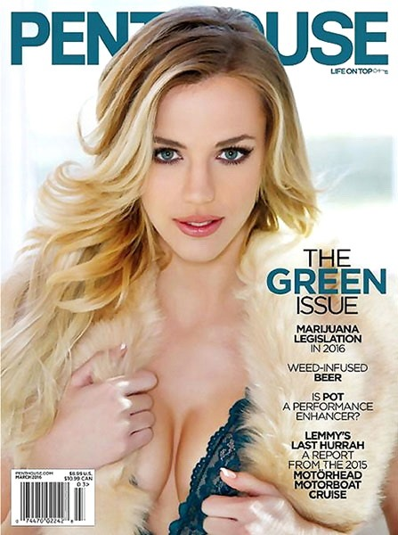 Penthouse №3 (March 2016) USA