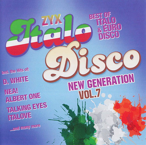 VA - ZYX Italo Disco New Generation vol.7 (2015)