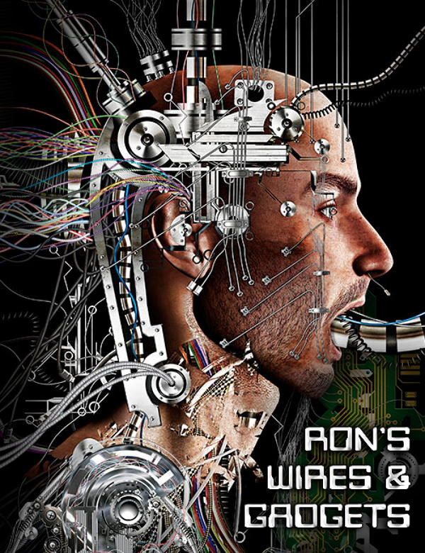 Rons Daviney - Wires And Gadgets