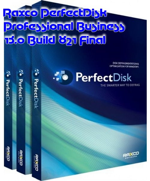 Raxco PerfectDisk Professional Business 13.0 Build 821 Final