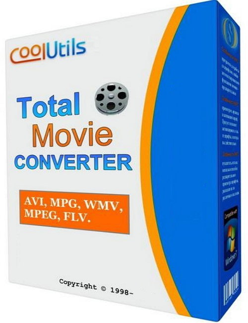 Coolutils Total Movie Converter 1.0.27105