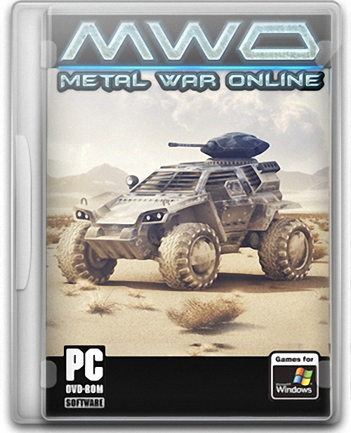 Metal War Online v0.9.7.6 (2013) PC