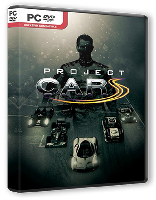 Project CARS ( 2015 | RUS / ENG | RePack R.G. Steamgames )