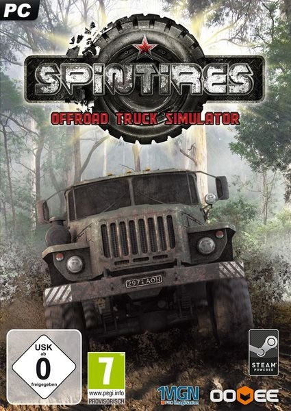 Spintires ( 2014 | Rus / Eng | PC | Repack от REJ01CE )